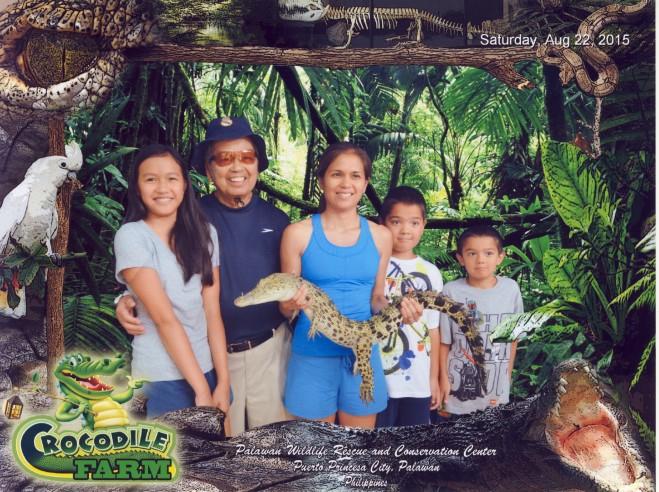 Puerto Princesa August 21-23, 2015