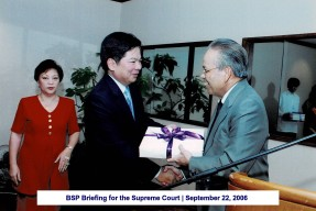 BSP Briefing for the Supreme Court September 22, 2006
