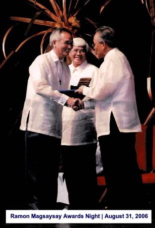 Ramon Magsaysay Awards Night August 31, 2006 1