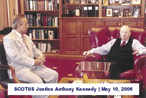 SCOTUS Justice Anthony Kennedy May 10, 2006