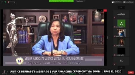 Justice Bernabe