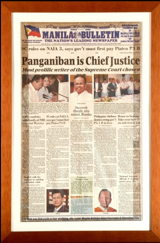 cjap is chief justice copy