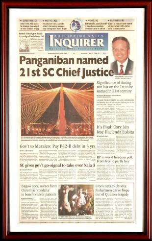 cjap named 21st SC chief justice copy copy